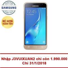 Nơi Bán Samsung Galaxy J3 LTE/4G (Vàng) – Hãng phân phối chính thức