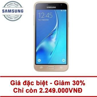 Samsung Galaxy J3 LTE/4G (Vàng) - Hãng phân phối chính thức