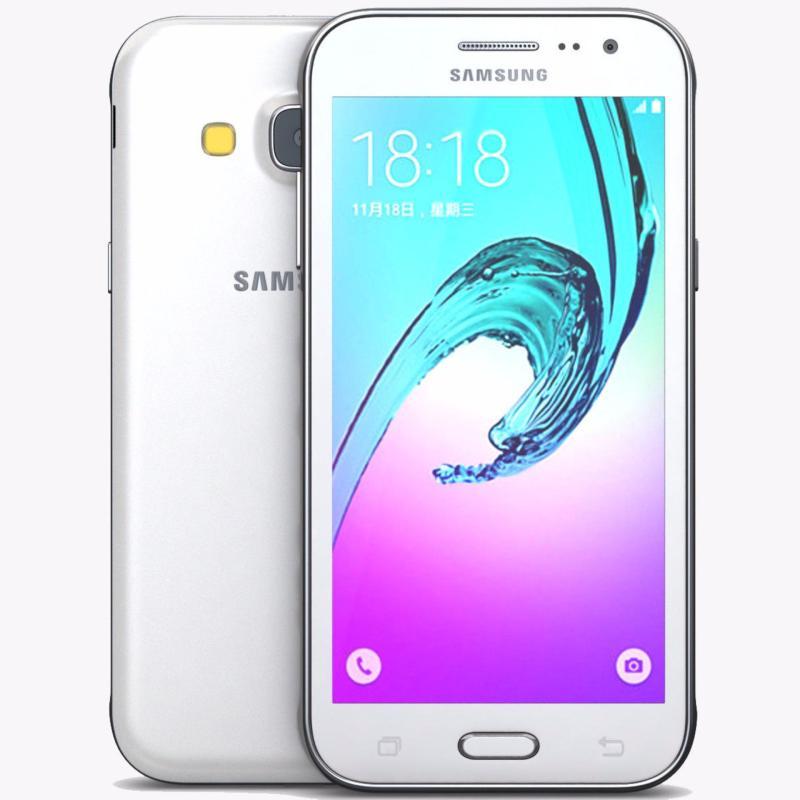 Samsung Galaxy J3 Trắng + Hàng phân phối chính thức + Gậy selfie Monopod đen
