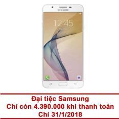 Đánh Giá Samsung Galaxy J7 Prime 32GB RAM 3GB (Trắng Vàng) – Hãng phân phối chínhthức