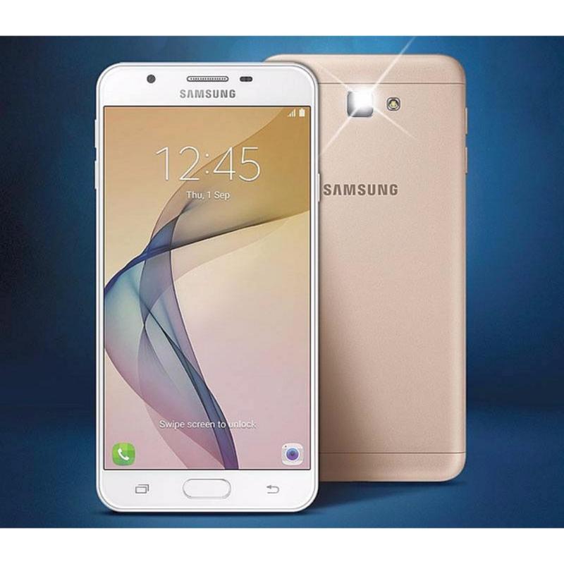 Samsung Galaxy J7 Prime Vàng - Hàng phân phối chính thức + Microphone Karaoke Q7