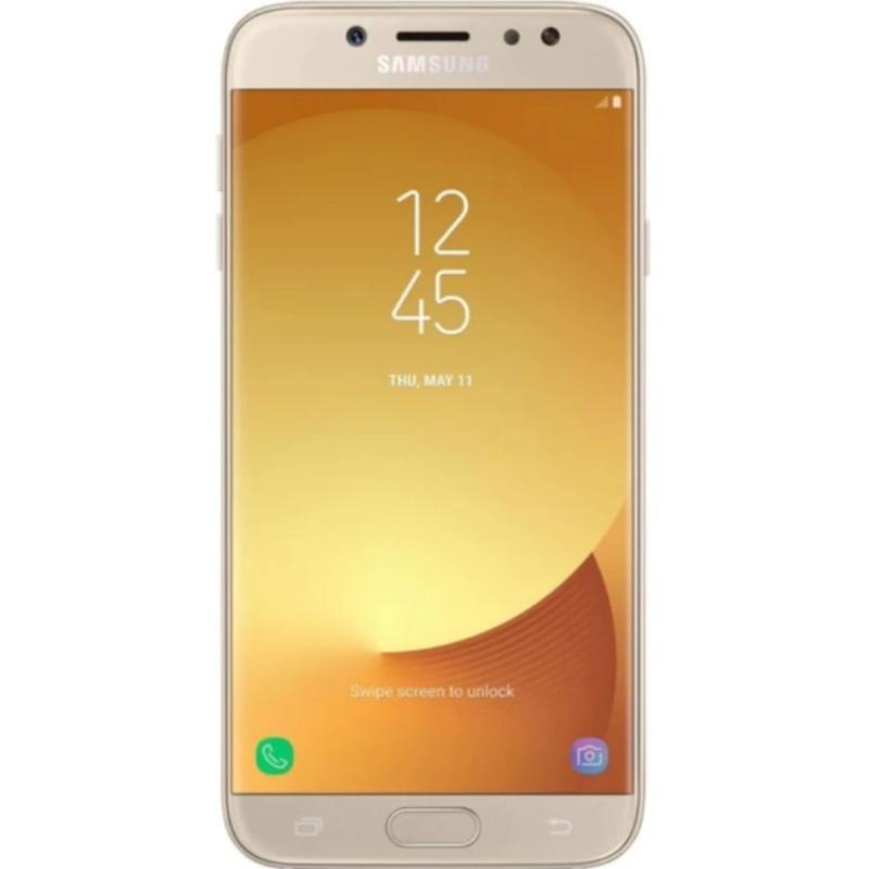 Samsung Galaxy J7 Pro Vàng - hàng phân phối chính thức + Microphone Karaoke Q7