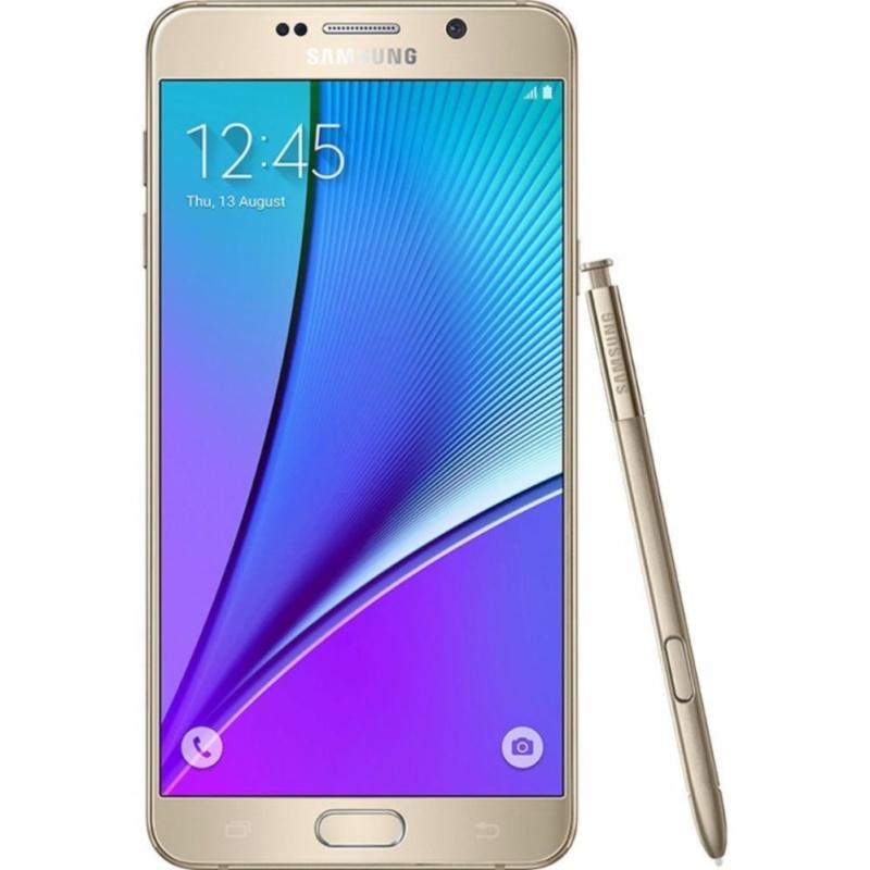 Samsung Galaxy Note 5 N920 32GB (Gold Platinum) - Hàng nhập khẩu