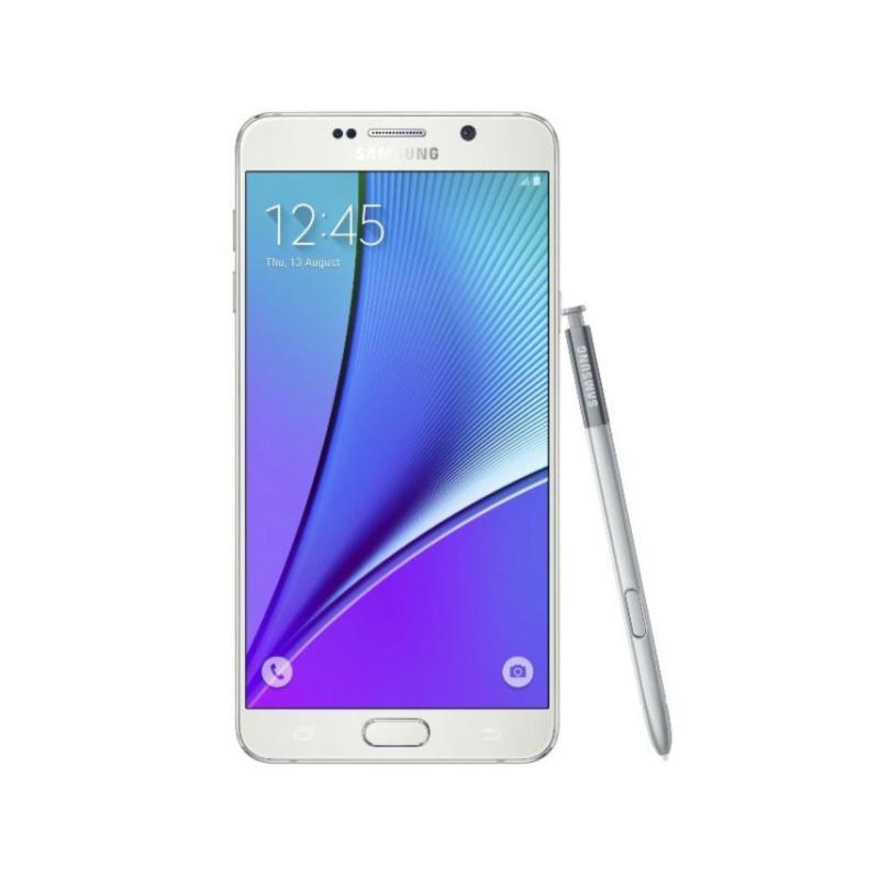 Samsung Galaxy Note 5 N920 32GB (Trắng) - Hàng nhập khẩu