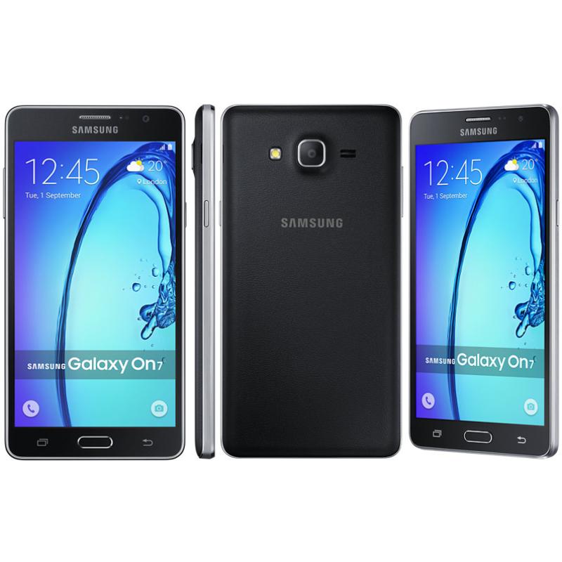 Samsung Galaxy On7 8GB (Đen) - Hàng nhập khẩu