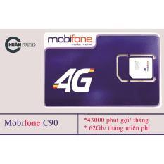 Giá sốc Sim 4G Mobifone C90 – Nghe Gọi Miễn Phí – Thoải mái 4G  Tại Viễn Thông Phạm Gia