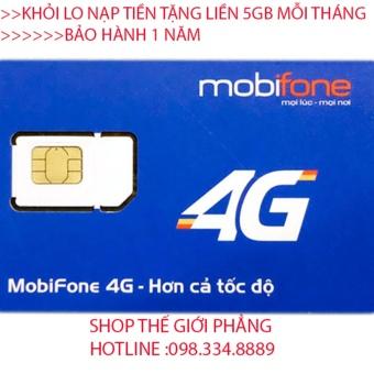sim 4g mobiphone F500