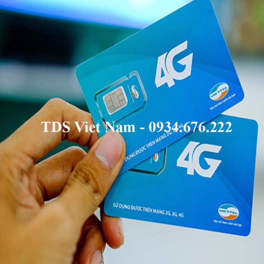 Hình ảnh Sim 4G Viettel Tổng 84Gb Data Dung Lượng