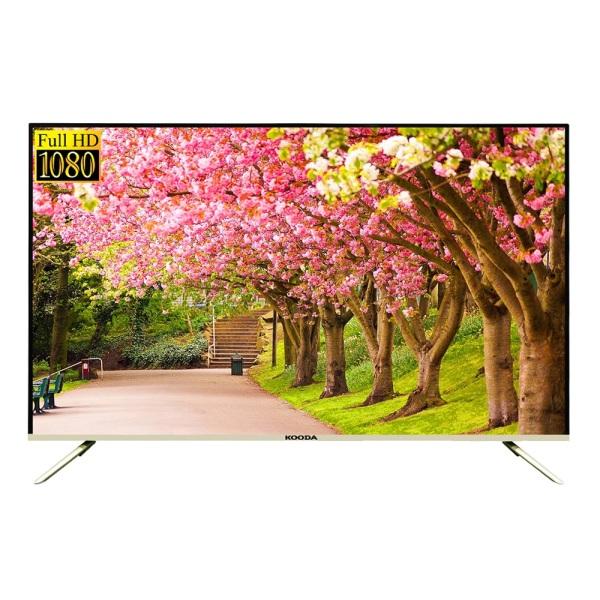 Bảng giá Smart Tivi Kooda 43 inch Full HD - Model K43S1 (Đen) - Hãng phân phối chính thức