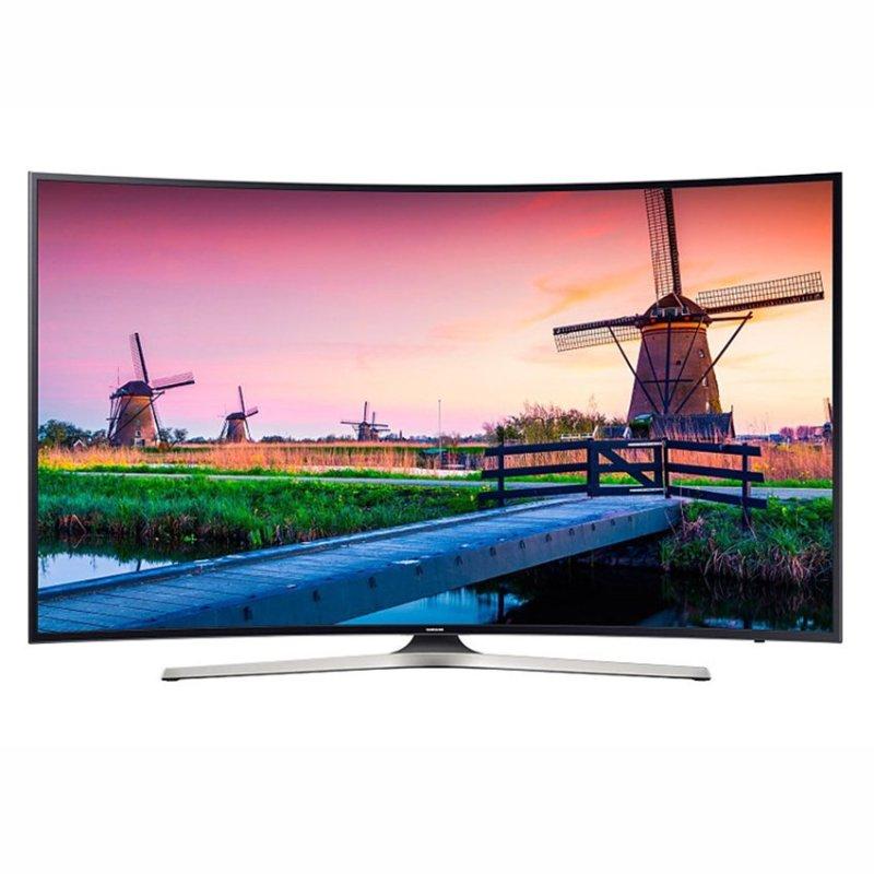 Bảng giá Smart Tivi LED màn hình cong Samsung UHD - Model UA49KU6100K (Đen)