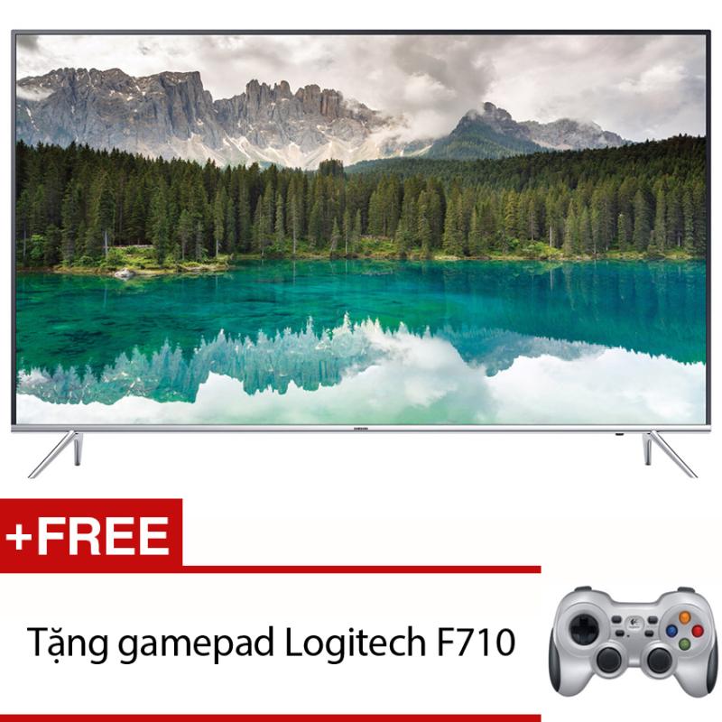 Bảng giá Smart Tivi LED Samsung 49inch 4K – Model UA49KS7000KXXV (Đen) + Tặng gamepad Logitech F710