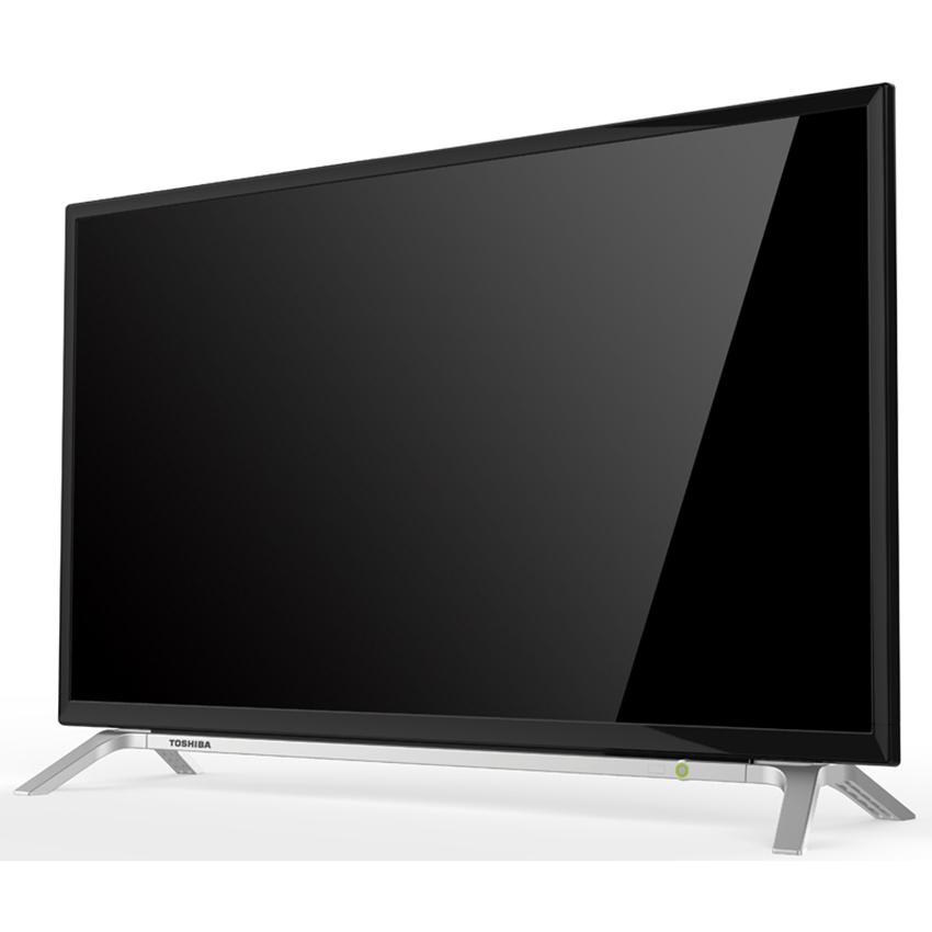 Hình ảnh Smart Tivi LED Toshiba 32Inch HD – Model 32L5650VN (Đen)