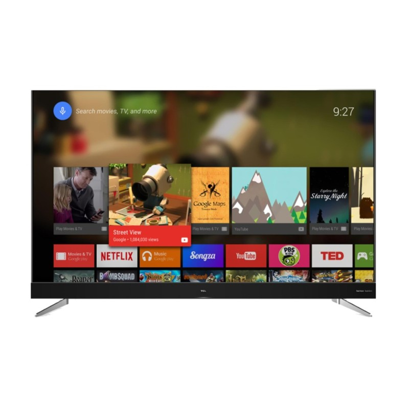 Bảng giá Smart TV Android TCL 55 inch 4K HDR L55C2-UF (Đen)