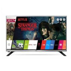 Smart TV LED LG 32 inch HD - Model 32LJ550D (Đen) - Hãng phân phối chính thức