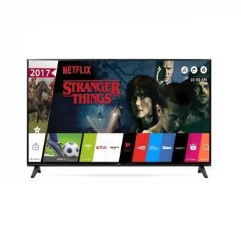 Smart TV LED LG 43 inch Full HD - Model 43LJ550T (Đen) - Hãng phân phối chính thức