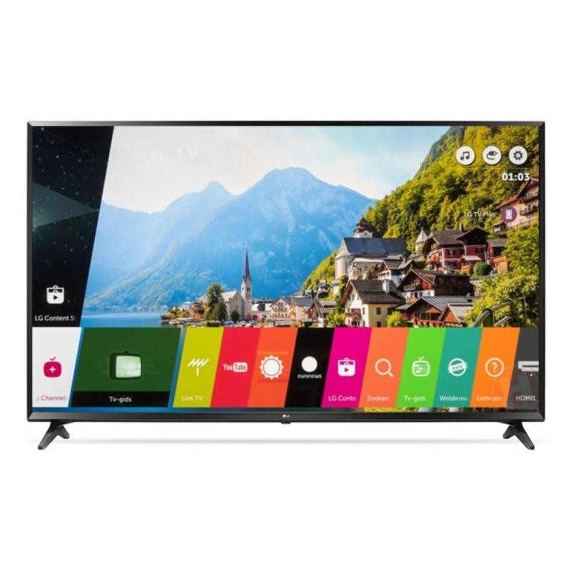 Bảng giá Smart TV LG 43 inch Full HD - Model 43UJ632T (Đen)