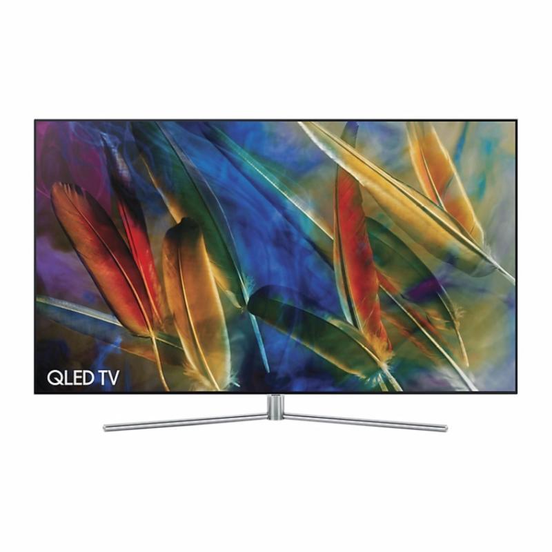 Bảng giá Smart TV màn hình phẳng 4K QLED 55 inch Q7F (Đen) - Hãng Phân phối chính thức
