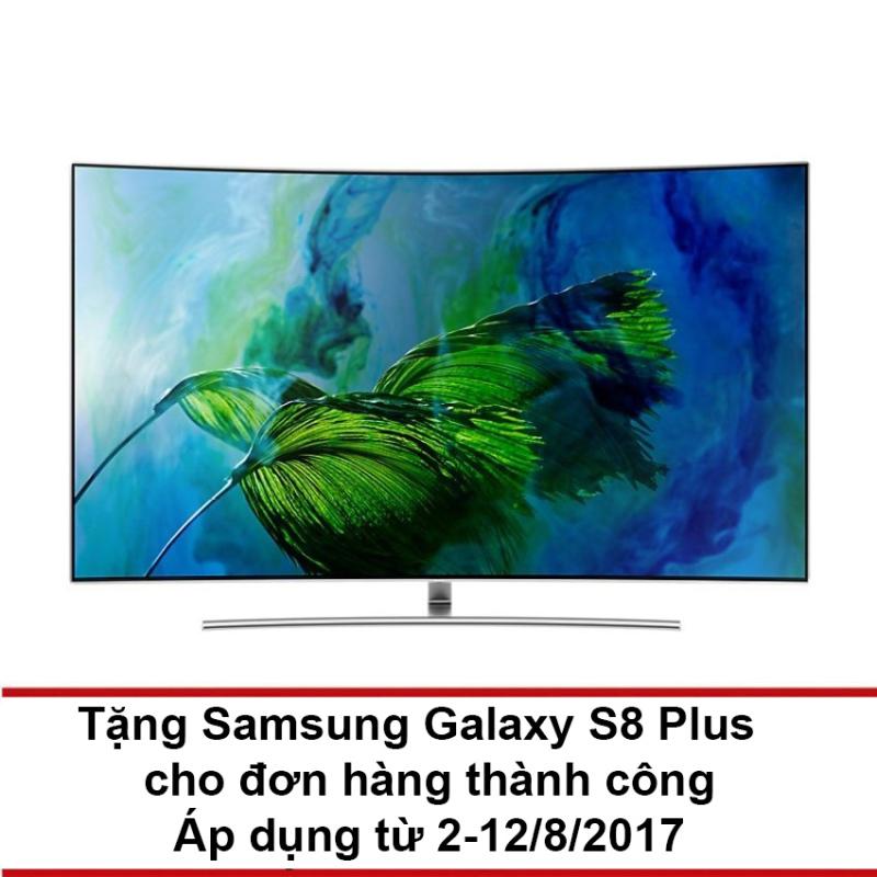 Bảng giá Smart TV QLED màn hình cong Samsung 65inch 4K – Model Q8C (Bạc) – Hãng phân phối chính thức