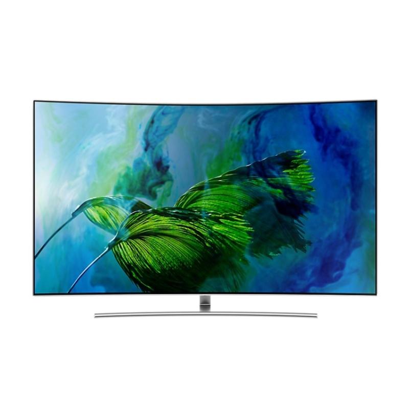 Bảng giá Smart TV QLED màn hình cong Samsung 75inch 4K – Model Q8C (Bạc) -Hãng phân phối chính thức