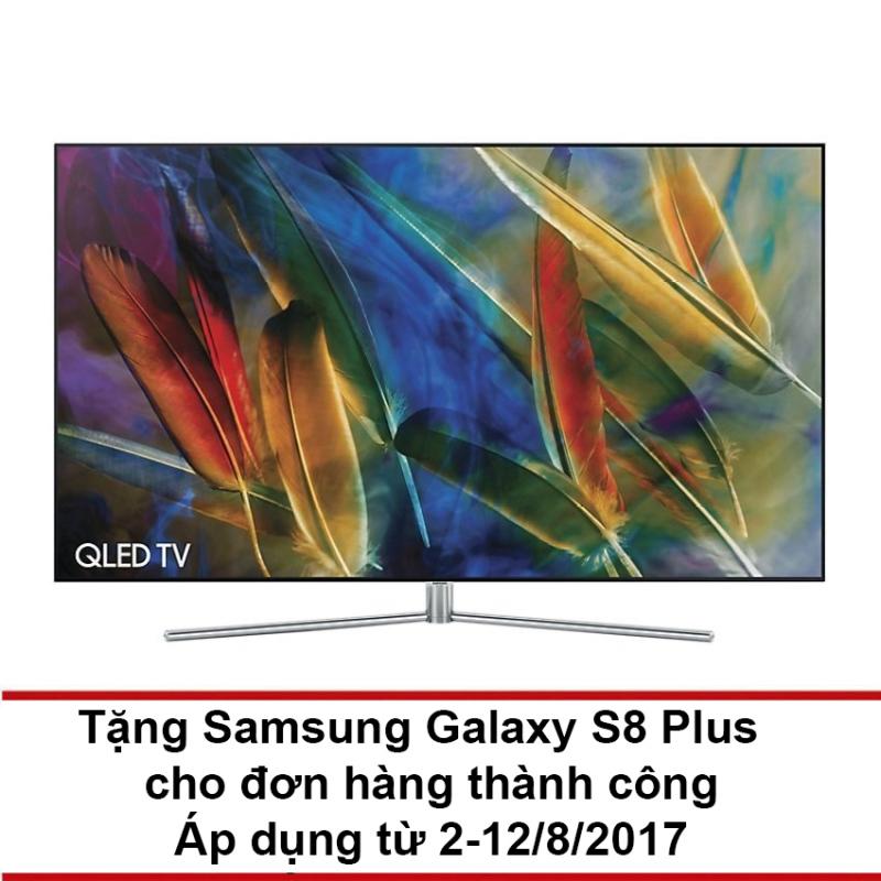 Bảng giá Smart TV QLED Samsung 75inch 4K – Model Q7F (Đen) – Hãng phân phốichính thức