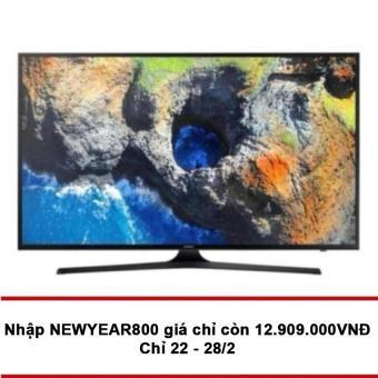 Smart TV Samsung UHD 4K 50inch 50MU6153 (Đen) - Hãng phân phối chính thức