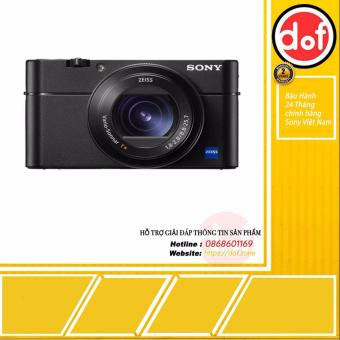 SONY RX100 MARK V - CHÍNH HÃNG + Tặng bao da + thẻ nhớ 64gb + Dán màn hình