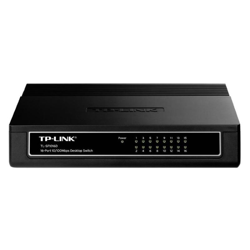 Bảng giá Switch TPlink 16P 10/100Mbps SF1016D Phong Vũ
