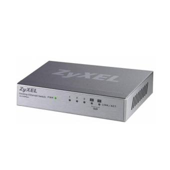 SWITCH ZYXEL ES-105A V3 5 Pot LAN 10/100M L2 ( Bạc )