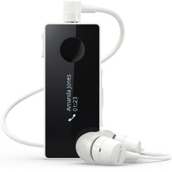 Tai nghe Bluetooth Sony SBH50 (Trắng)