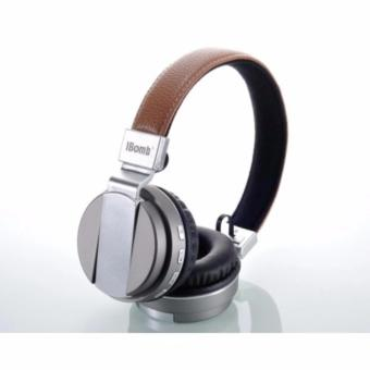 Tai nghe choàng đầu Bluetooth IBomb SKA G50