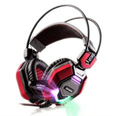 Giá sốc Tai nghe chụp tai chuyên Game Nubwo 5000 Led (Đen)  Tại Nhất Tín Computer (Tp.HCM)