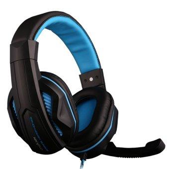 Muốn mua Tai nghe chụp tai Ovann X2 Gaming (Xanh dương)  ở đâu