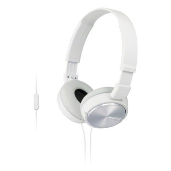 Tai nghe ear-cup Sony MDR-ZX310AP (Trắng)