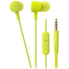 Tai nghe In-ear có mic Audio Technica NEON COLOR ATH-CKL220iS (Xanh lá)