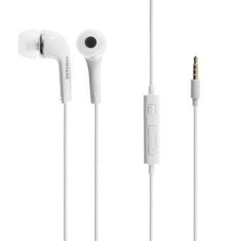 Tai nghe nhét tai kèm mic Samsung Galaxy Tab P5100 (Trắng)