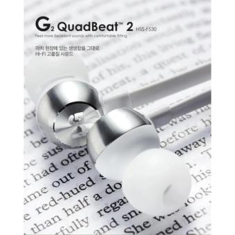 Tai nghe nhét tai LG QuadBeat 2