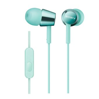 Tai nghe nhét tai Sony MDR-EX150AP (Xanh nhạt) - Hãng Phân PhốiChính Thức