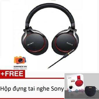 Tai nghe trùm tai Sony Hi-res MDR-1A (Đen) + Tặng 1 Hộp đựng tai nghe Sony - 8750928 , SO993ELAA1QR0CVNAMZ-2916764 , 224_SO993ELAA1QR0CVNAMZ-2916764 , 5990000 , Tai-nghe-trum-tai-Sony-Hi-res-MDR-1A-Den-Tang-1-Hop-dung-tai-nghe-Sony-224_SO993ELAA1QR0CVNAMZ-2916764 , lazada.vn , Tai nghe trùm tai Sony Hi-res MDR-1A (Đen) + Tặng