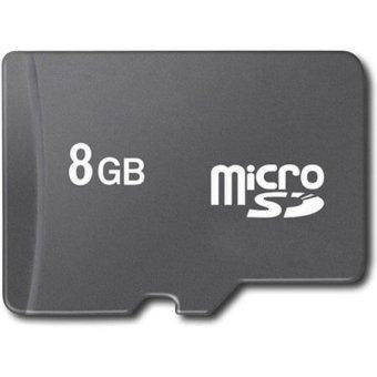 Thẻ nhớ Micro Memory Card SD 8GB (Đen)