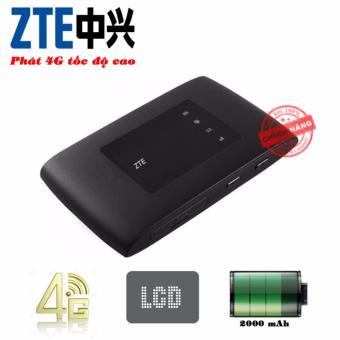 Thiết bị phát wifi từ sim 4G ZTE MF920 tốc độ cao - có LCD hiển thị icon (đen) - 8854305 , ZT191ELAA4S4U3VNAMZ-8803458 , 224_ZT191ELAA4S4U3VNAMZ-8803458 , 1160000 , Thiet-bi-phat-wifi-tu-sim-4G-ZTE-MF920-toc-do-cao-co-LCD-hien-thi-icon-den-224_ZT191ELAA4S4U3VNAMZ-8803458 , lazada.vn , Thiết bị phát wifi từ sim 4G ZTE MF920 tốc độ