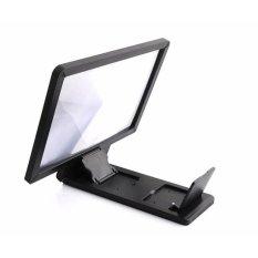 Khuyến Mãi Thiết bị phóng to màn hình điện thoại 3D Enlarged Screen (Đen)  Do Choi PC (Hà Nội)