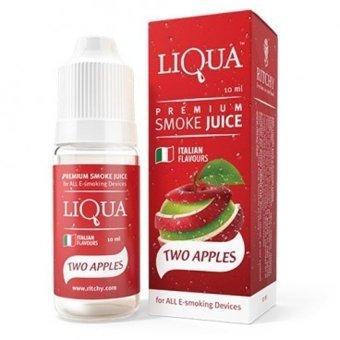 Tinh dầu Liqua C - 10ml cho thuốc lá điện tử (Two Apple)