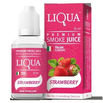 Tinh dầu thuốc lá điện tử Liqua C (Strawberry) 30ml