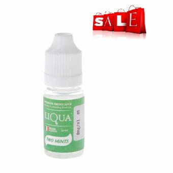 Tinh dầu thuốc lá điện tử New Liqua Premium Vape Liquid 10ml vị twomint