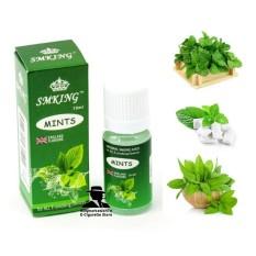 Tinh dầu thuốc lá điện tử Vape - Shisha SMKING hương vị bạc hà (mint) 10ml