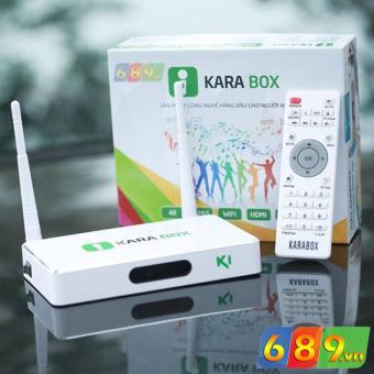 Tivi Box Karabox K1 Xem TV Online Và Hát Karaoke Miễn Phí