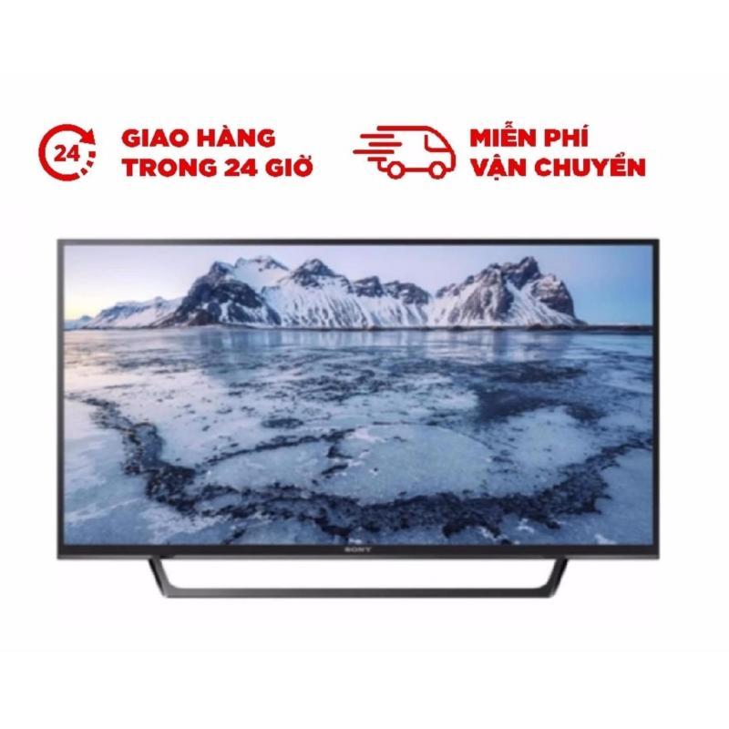 Bảng giá Tivi Sony 40 Inch Full Hd – Model Kdl-40w660e (Đen)