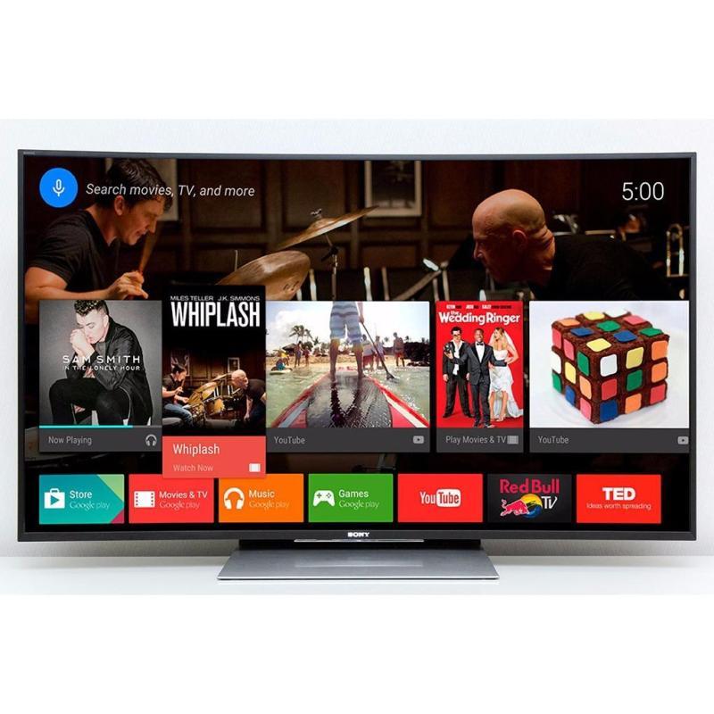 Bảng giá Tivi Sony Android 4K 55 inch Màn Hình Cong KD-55S8500D