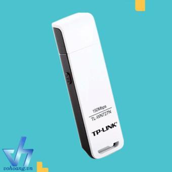 Tp-Link - Tl-Wn727N - Usb K���t N���i Wi-Fi Chu���n N 150Mbps