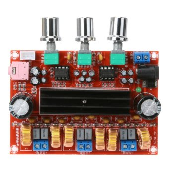 TPA3116D2 50Wx2 +100W 2.1 Channel Digital Subwoofer Power AmplifierBoard - intl